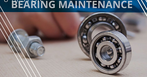 What are the maintenance measures for simple failures of thin-walled deep groove ball bearings?